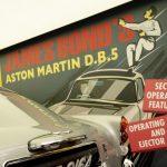 アストンマーティン、ミニカーのDB5を実車で再現! 『007/ノー・タイム・トゥ・ダイ』公開を記念して新旧ボンドカーも展示 【動画】 - 20210901_astonmartin_007_5415