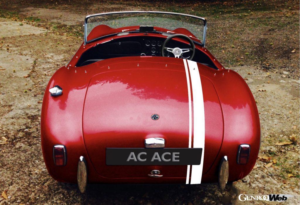 ACカーズ、3番目のフル電動モデル「AC エース RS エレクトリック」を発表