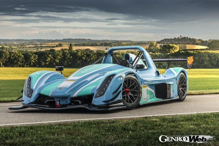 ラディカル・スポーツカーズ、わずか9ヵ月でサーキット専用モデル「SR10」を50台をデリバリー