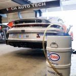 次世代パワーソースに対するポルシェの回答。2022年からeフューエルの生産をスタート! - Porsche Mobil1 Supercup 2021