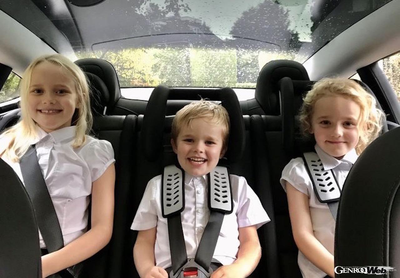 英国のチャイルドシートメーカー「マルチマチック」、電気自動車用シートの需要が大幅に増加