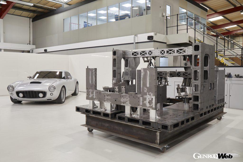 RML ショートホイールベース、2年の開発期間を経て2021年末から生産モデルの製造をスタート