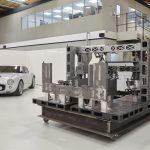 RML ショートホイールベース、2年の開発期間を経て生産モデルの製造をスタート - www.matthowell.co.uk 07740 583906