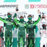 アストンマーティン ヴァンテージGT3、スーパー耐久シリーズを初制覇! - 20210922_DstationRacing_GT3_03