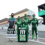 アストンマーティン ヴァンテージGT3、スーパー耐久シリーズを初制覇! - 20210922_DstationRacing_GT3_05
