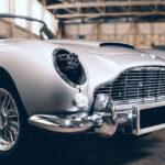 2/3スケールの『ノー・タイム・トゥ・ダイ』仕様ボンドカー発売! ギミック満載の電動ミニカー - GQW_Aston_Martin_DB5_Junior_007_09244