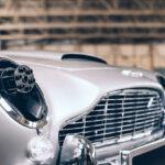 2/3スケールの『ノー・タイム・トゥ・ダイ』仕様ボンドカー発売! ギミック満載の電動ミニカー - GQW_Aston_Martin_DB5_Junior_007_09245