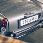 2/3スケールの『ノー・タイム・トゥ・ダイ』仕様ボンドカー発売! ギミック満載の電動ミニカー - GQW_Aston_Martin_DB5_Junior_007_09246