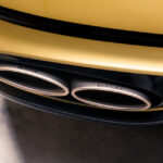 コンチネンタルGTが「アクラポビッチ」を採用! ベントレーも着目する高性能エキゾーストの実力とは? - GQW_Bentley_Continental_GT_Akrapovic_09222