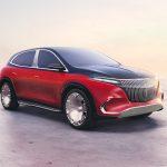 マイバッハはEVでも「らしさ」を追求。超ラグジュアリーなハイエンドSUV誕生! - GQW_Concept_Maybach_EQS_09083pt Mercedes Maybach EQS, IAA Munich 2021