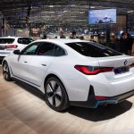 """""""i""""ブランド初のMモデルも登場! BMW i4のコンサバティブな魅力とは? 【IAAモビリティ レポート】 - GQW_IAA_BMW_i4_5A0A5546のコピー"""