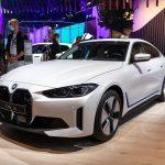 """""""i""""ブランド初のMモデルも登場! BMW i4のコンサバティブな魅力とは? 【IAAモビリティ レポート】 - GQW_IAA_BMW_i4_5A0A5549のコピー"""