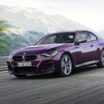 """""""i""""ブランド初のMモデルも登場! BMW i4のコンサバティブな魅力とは? 【IAAモビリティ レポート】 - GQW_IAA_BMW_i4_P90428486_highRes_the-all-new-bmw-m240"""
