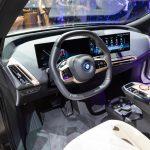 """BMW iXという名のSAVが未来の""""駆けぬける歓び""""を切り拓く 【IAAモビリティレポート】 - GQW_IAA_BMW_iX_5A0A5513のコピー"""