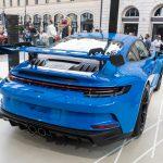 ポルシェ、純内燃機関の究極完成系「992型GT3」をIAAで披露 【IAAモビリティ レポート】 - GQW_IAA_Porsche_GT3_5A0A6596のコピー