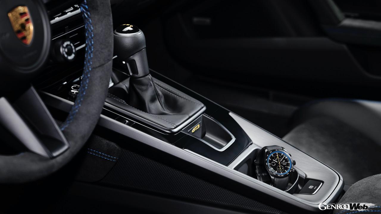 「ポルシェ、純内燃機関の究極完成系「992型GT3」をIAAで披露 【IAAモビリティ レポート】」の19枚目の画像