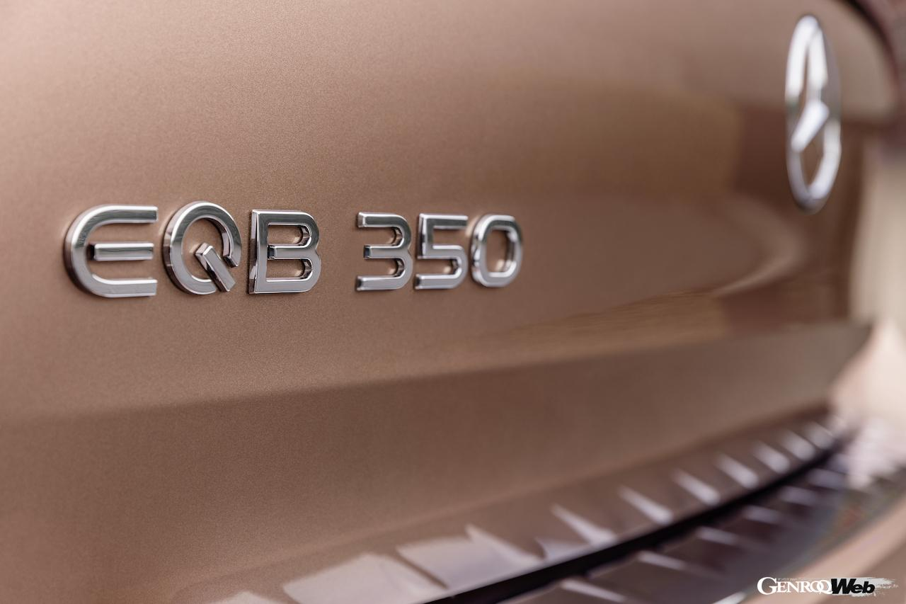 「メルセデス・ベンツ GLBのEV仕様に注目! 電気で400km以上走れる超実用派の小型SUV 【IAAモビリティ レポート】」の11枚目の画像