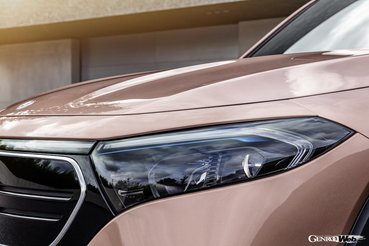 「メルセデス・ベンツ GLBのEV仕様に注目! 電気で400km以上走れる超実用派の小型SUV 【IAAモビリティ レポート】」の14枚目の画像