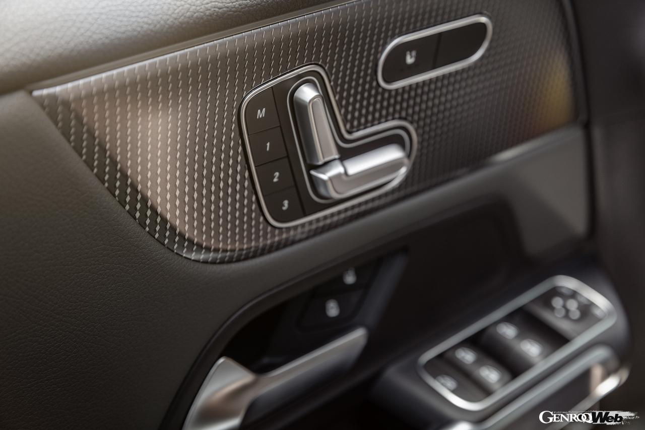 「メルセデス・ベンツ GLBのEV仕様に注目! 電気で400km以上走れる超実用派の小型SUV 【IAAモビリティ レポート】」の18枚目の画像