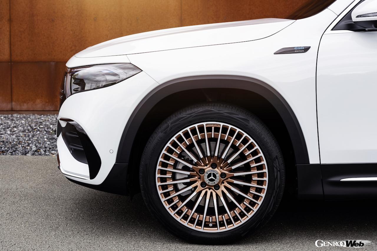 「メルセデス・ベンツ GLBのEV仕様に注目! 電気で400km以上走れる超実用派の小型SUV 【IAAモビリティ レポート】」の28枚目の画像