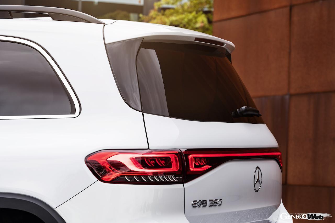 「メルセデス・ベンツ GLBのEV仕様に注目! 電気で400km以上走れる超実用派の小型SUV 【IAAモビリティ レポート】」の29枚目の画像