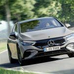 メルセデス・ベンツ EQEは次世代のビジネスサルーン! 「電気で走るEクラス」はどこがスゴイのか 【IAAモビリティ レポート】 - GQW_Mercedes-Benz_EQE_IAA_09135