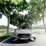 メルセデス・ベンツ EQEは次世代のビジネスサルーン! 「電気で走るEクラス」はどこがスゴイのか 【IAAモビリティ レポート】 - GQW_Mercedes-Benz_EQE_IAA_09136