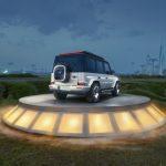 電気で走るGクラス! ゲレンデヴァーゲンから繋がる4×4の系譜は「EQG」へ - GQW_Mercedes-Benz_EQG_09103