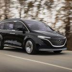 メルセデス・ベンツ、電気で走る高級ミニバン「コンセプト EQT」を発表。2022年に発売へ【IAAモビリティ レポート】 - GQW_Mercedes-Benz_EQT_09141