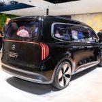 メルセデス・ベンツ、電気で走る高級ミニバン「コンセプト EQT」を発表。2022年に発売へ【IAAモビリティ レポート】 - GQW_Mercedes-Benz_EQT_09146