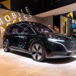 メルセデス・ベンツ、電気で走る高級ミニバン「コンセプト EQT」を発表。2022年に発売へ【IAAモビリティ レポート】 - GQW_Mercedes-Benz_EQT_09147
