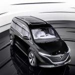 メルセデス・ベンツ、電気で走る高級ミニバン「コンセプト EQT」を発表。2022年に発売へ【IAAモビリティ レポート】 - GQW_Mercedes-Benz_EQT_09148