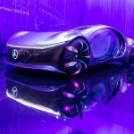 メルセデス・ベンツが提案する「脳と繋がるクルマ」! ハンドルすら不要な次世代EV【IAAモビリティ レポート】 - GQW_Mercedes-Benz_Vision_AVTR_09152
