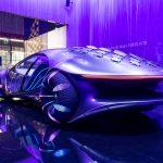 メルセデス・ベンツが提案する「脳と繋がるクルマ」! ハンドルすら不要な次世代EV【IAAモビリティ レポート】 - GQW_Mercedes-Benz_Vision_AVTR_09153