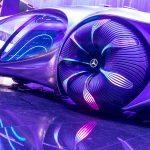 メルセデス・ベンツが提案する「脳と繋がるクルマ」! ハンドルすら不要な次世代EV【IAAモビリティ レポート】 - GQW_Mercedes-Benz_Vision_AVTR_09154