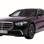 メルセデス・ベンツ、Sクラスのラインナップを拡充し一部モデルの価格及び装備を改定 - GQW_Mercedes_S_s5804matic-front