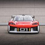 ポルシェ、最新コンセプトカー「ミッションR」をワールドプレミア! - GQW_Porsche_Mission_R_09074
