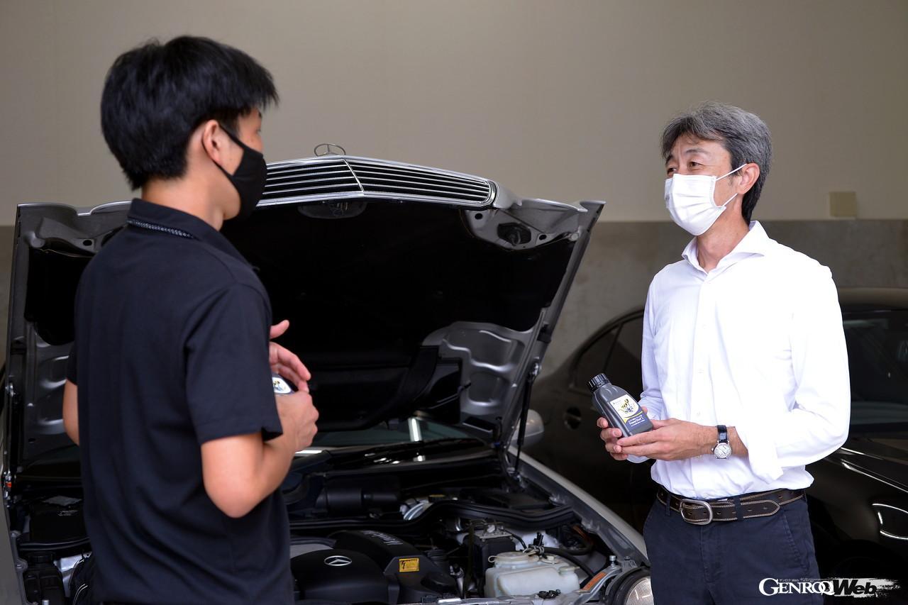 「レヴィテックの潤滑革命がクルマを変える。シリジウムがもたらす、摩擦面リペア&コーティングテクノロジー」の1枚目の画像