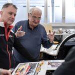 ポルシェのPDKの祖先「962C」を、ハンス=ヨアヒム・スタックが35年ぶりにドライブ 【動画】 - 20211008_Porsche_962C__27
