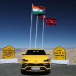 ランボルギーニ ウルス、エベレストのベースキャンプより標高の高い道路を走破 - 20211013_urus_india_021