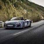 アウディ R8のRWDモデルがパワーアップ! 自然吸気V10を味わい尽くせるスーパースポーツ - GQW_Audi_R8_performance_RWD_10071
