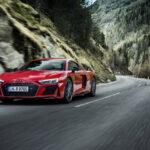 アウディ R8のRWDモデルがパワーアップ! 自然吸気V10を味わい尽くせるスーパースポーツ - GQW_Audi_R8_performance_RWD_10072