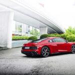 アウディ R8のRWDモデルがパワーアップ! 自然吸気V10を味わい尽くせるスーパースポーツ - GQW_Audi_R8_performance_RWD_10076