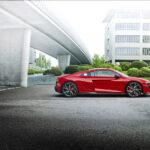 アウディ R8のRWDモデルがパワーアップ! 自然吸気V10を味わい尽くせるスーパースポーツ - GQW_Audi_R8_performance_RWD_10078