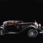 1933年製ロールス・ロイス ファントム II コンチネンタル(94MY)のフロントビュー