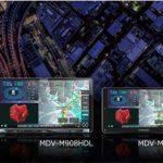 """地図の見やすさや使いやすさを大幅に高めた""""新・HD描画マップ""""搭載  ケンウッド 彩速ナビ TYPE M 【CAR MONO図鑑】 - 1"""
