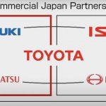 スズキとダイハツが軽商用事業でのCASE普及に向けてトヨタ率いる「コマーシャル・ジャパン・パートナーシップ」プロジェクトに参画 - 01