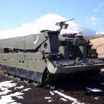 陸上自衛隊:戦車のレッカー車「戦車回収車」、78式、90式そして11式装軌車回収車 - 陸上自衛隊の「11式装軌車回収車」