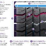 グッドイヤーがプレミアムスタッドレスタイヤの新商品「アイスナビ8」を8月2日に発売! 13〜19インチの全69サイズを設定 - 03-3