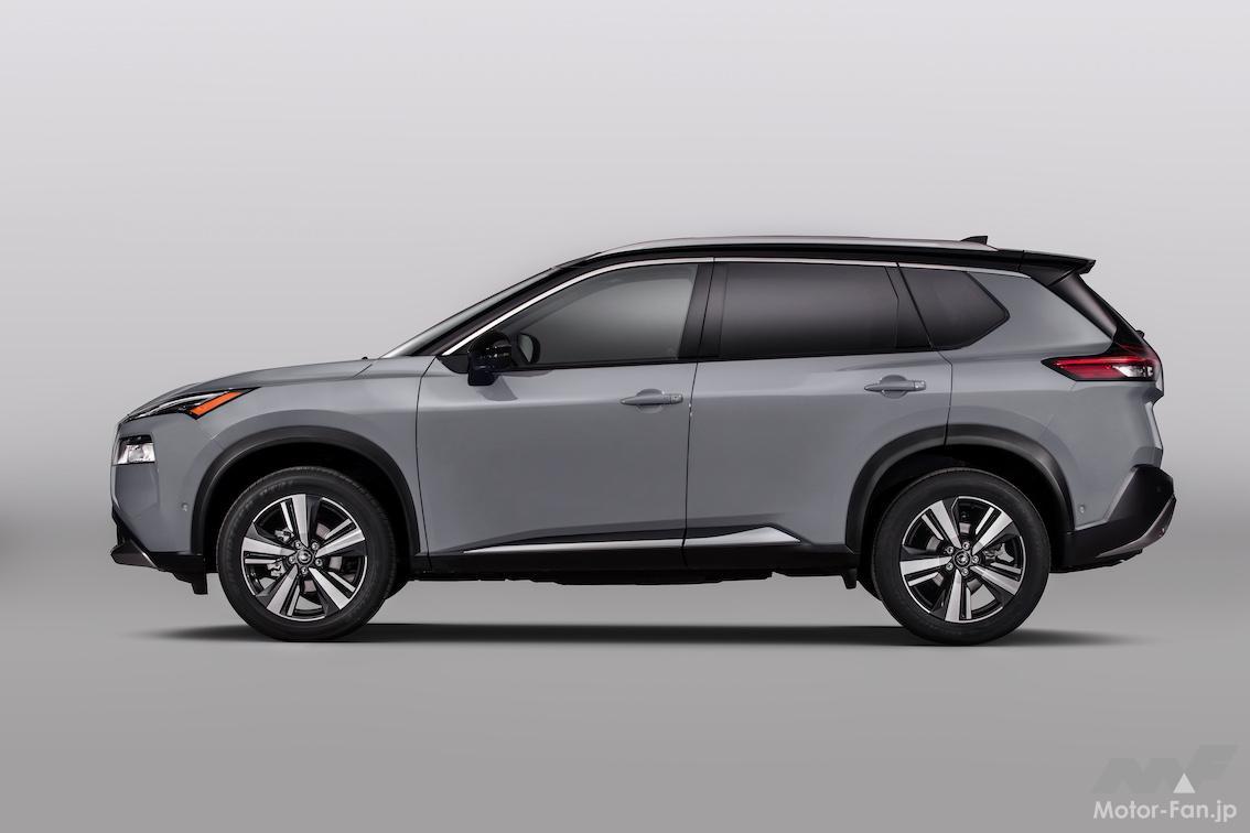 「日産SUV全14モデル マグナイト、キックス、エクストレイルから全長5.3m超のパトロールまで多彩な顔ぶれ」の19枚目の画像